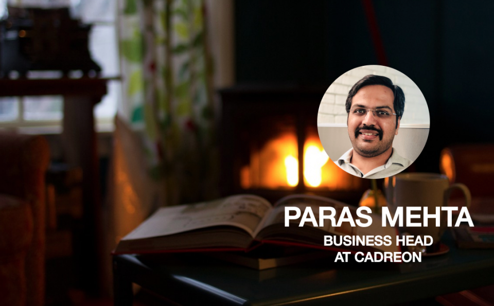 zeotap fireside chat with Paras Mehta, Business Had Cadreon India