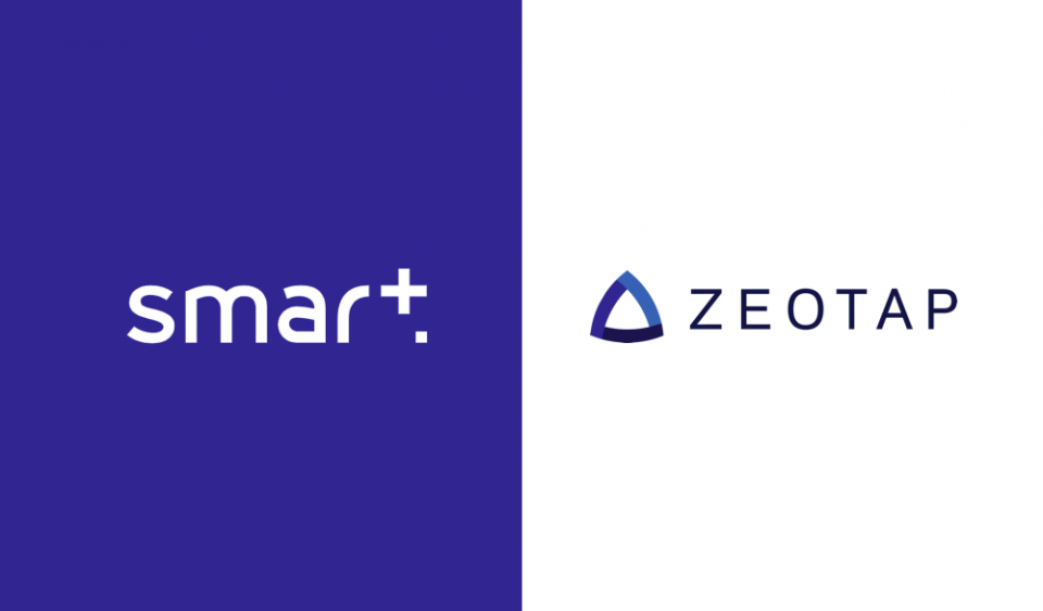 zeotap integrates with smart ad server